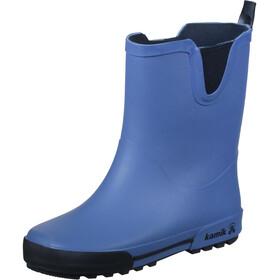 Kamik Rainplay Botas de agua de goma Niños, strong blue